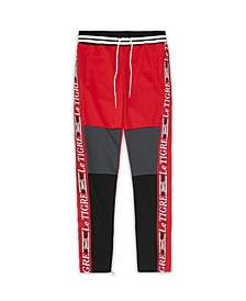 Men's New Tri Color Track Pants