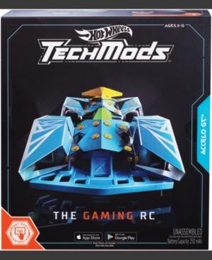 Mattel Hot Wheels TechMods Accelo Gt