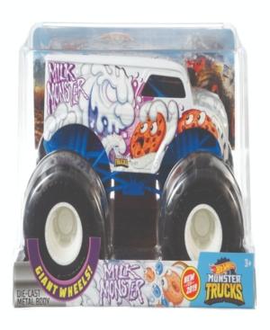 Mattel Hot Wheels 1:24 Milk Monster Truck