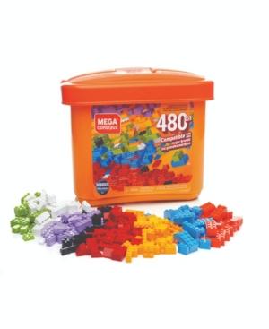Mattel Mcx - Megablocks 480 Piece Tub