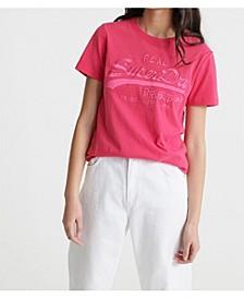 Vintage Logo Tonal Embroidery T-shirt
