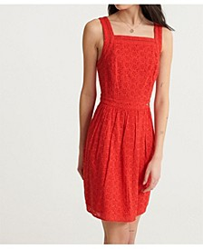Blaire Broderie Dress