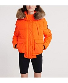 Ella Everest Bomber Jacket