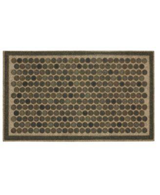 "Mohawk Ornamental Entry 1' 6"" L X 2' 6"" W Doormat"