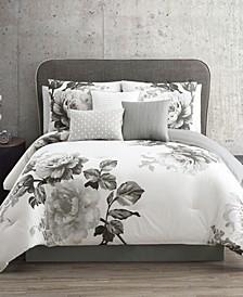 Ridgely 7 Piece King Comforter Set