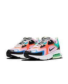 Nike Women's Air Max 200 SE Running Sneakers from Finish Line