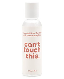 Can't Touch This Unscented Hand Sanitizer, 2-oz.