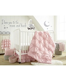 Baby Willow Crib Bedding Set of 5