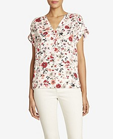 Women's Easy Floral Top