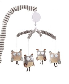 Baby Night Owl Mobile