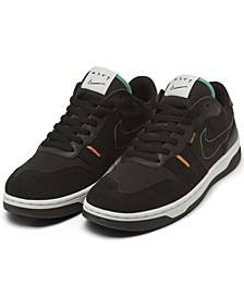 Men's Squash-Type Casual Sneakers from Finish Line