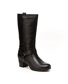 Autumn Women's Wide Calf Boot