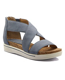 Women's Claud Sport Flatform Sandals