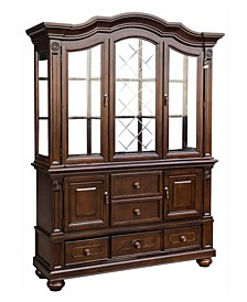 Homelegance Compson Buffet and Hutch