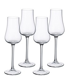 Purismo Special Grappa Glass, Set of 4