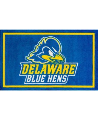 "Delaware Colde Blue 1'8"" x 2'6"" Area Rug"