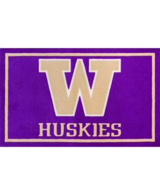"""Washington Colwa Purple 5' x 7'6"""" Area Rug"""