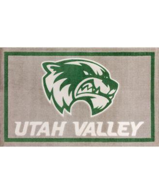 "Utah Valley Coluv Gray 1'8"" x 2'6"" Area Rug"