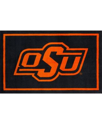"Oklahoma State Colos Black 5' x 7'6"" Area Rug"