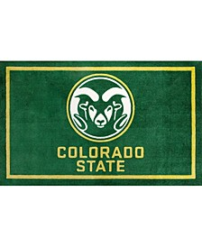 "Colorado State Colcs Green 1'8"" x 2'6"" Area Rug"