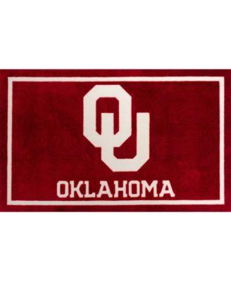 "Oklahoma Colok Crimson 1'8"" x 2'6"" Area Rug"