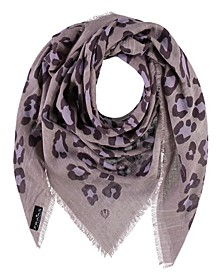 Animal Square Scarf
