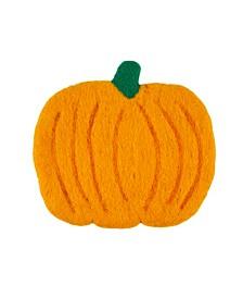 Wool Pumpkin Trivet