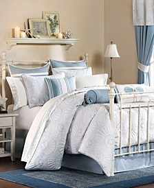 Crystal Beach 4-Pc. Full Comforter Set