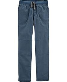 Little Boy Pull-On Reinforced Knee Pants