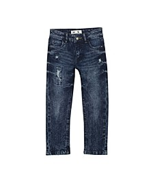 Little Boys Ollie Slim Leg Jeans