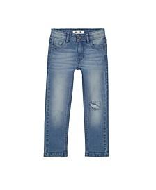 Little Boys Ollie Slim Leg Jean
