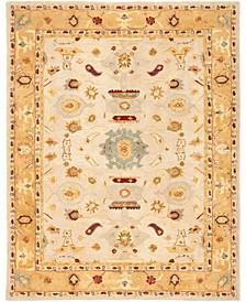 "Anatolia An543 Ivory and Gold 9'6"" x 13'6"" Area Rug"