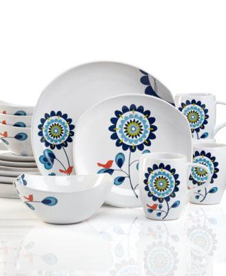 Dansk Classic Fjord Tweet 16-Pc. Dinnerware Set Service for 4  sc 1 st  Macy\u0027s & Dansk Classic Fjord Tweet 16-Pc. Dinnerware Set Service for 4 ...