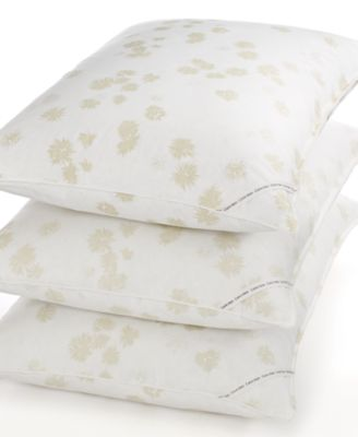 calvin klein mimosa down wrap pillows feather inner core down outer core pillows bed u0026 bath macyu0027s