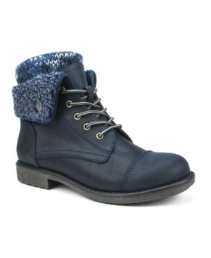 Women's Duena Lace-Up Hiker Booties Women's Shoes