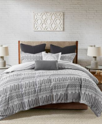 Rhea 3 Piece Comforter Mini Set, Full/Queen