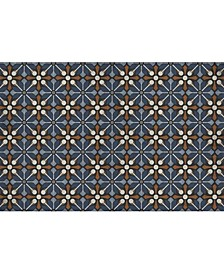 "Florart Arkham Tile Multi 3'9"" x 5'9"" Area Rug"