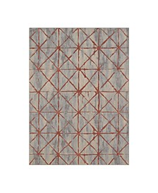 Soiree Appenzell Rose 2' x 3' Area Rug