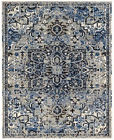 "Tempest Perception Cobalt 9'6"" x 12'6"" Area Rug"