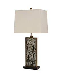 William Magnum Waynesville Table Lamp