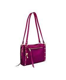 Women's Allie Satchel Embosse