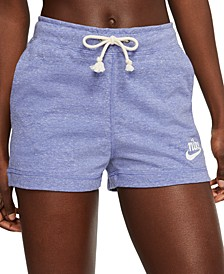 Women's Sportswear Gym Vintage Shorts