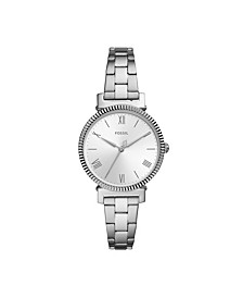 Women's Daisy Stainless Steel Bracelet Watch 34mm