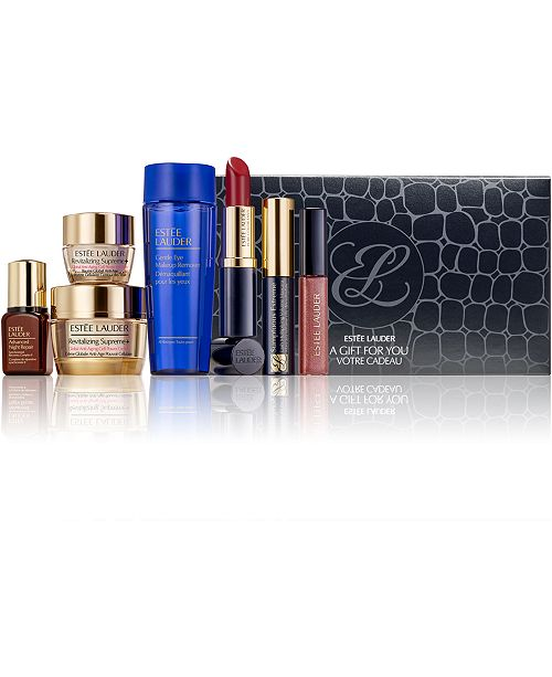 Estee Lauder Choose Your Free 7pc Gift With Any 39 50 Estee