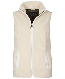 Barbour Milburn Fleece Vest