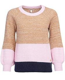 Murrelet Knit Pullover Sweater