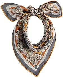 Paisley Silk Necktie Scarf
