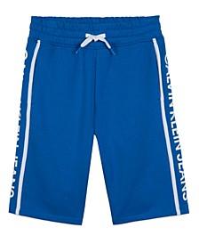Calvin Klein Big Boys Trimmed Knit Short