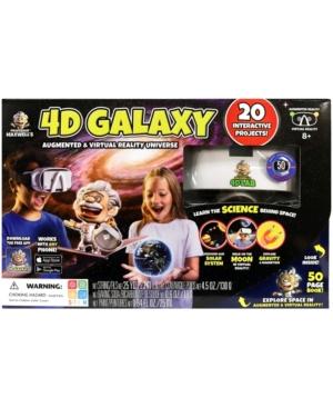 Professor Maxwell's 4D Galaxy