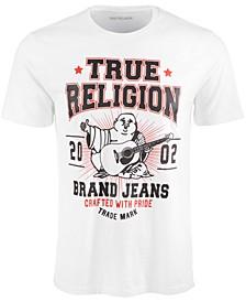 Men's Buddha Graphic T-Shirt